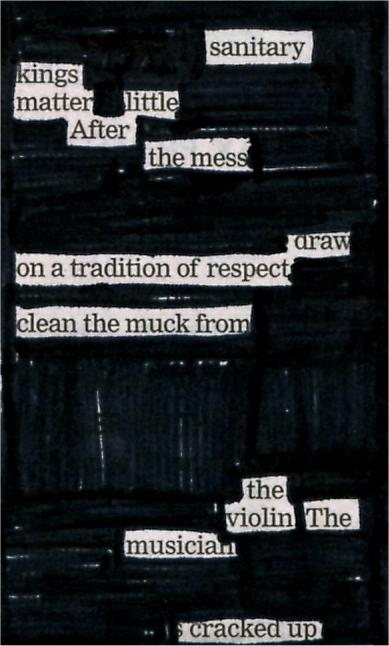 sanitary music