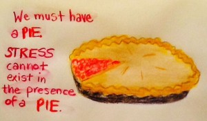 we must have a pie