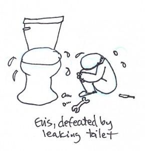 eris and toilet