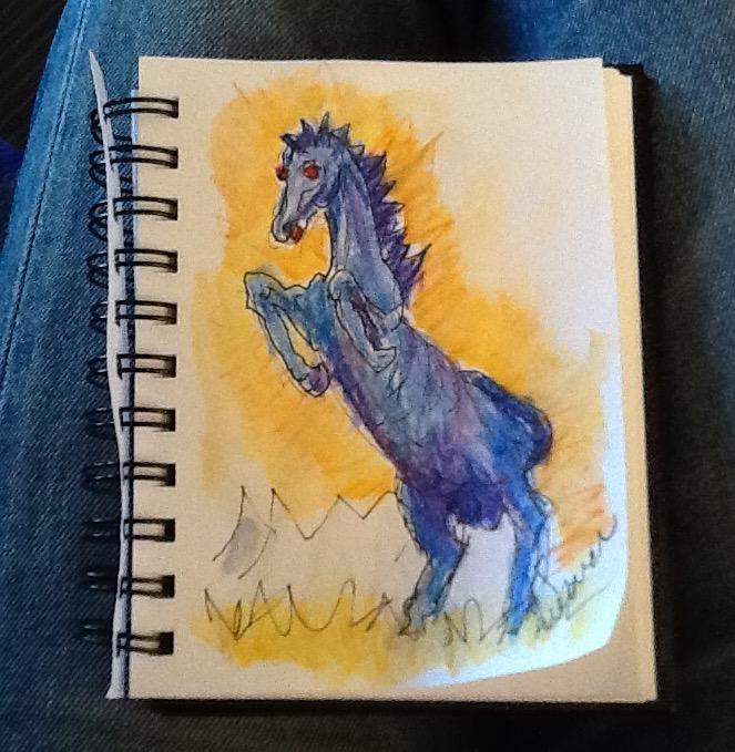 DIA horse